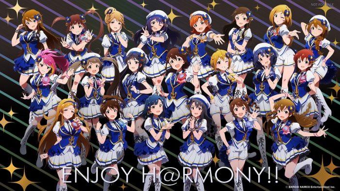 アイドルマスターミリオンライブ!2015EH