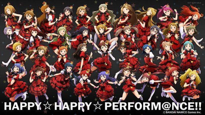 アイドルマスターミリオンライブ!2014HHP
